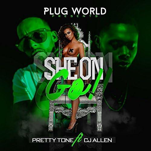 Pretty Tone feat. CJ Allen