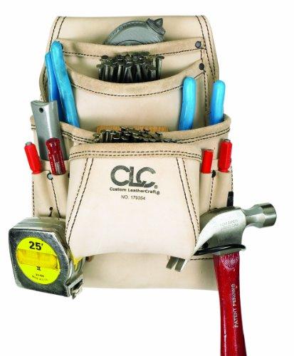 Custom Leathercraft Carpenter's Bag