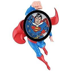 Superman 3-D Motion Clock