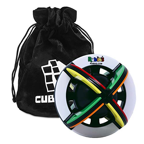 Cubikon Original Rubik's Orbit - Neue Variante des 2x2 Rubik Zauberwürfel - inkl Tasche