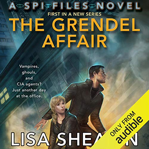 The Grendel Affair audiobook cover art