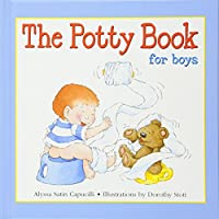 The Potty Book for Boys (Hannah & Henry Series)