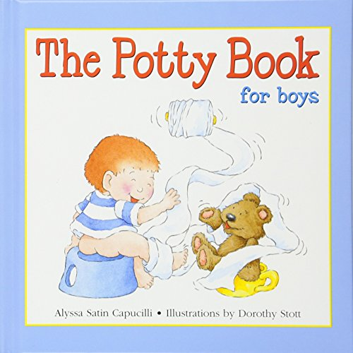 Product Image of the The Potty Book For Boys
