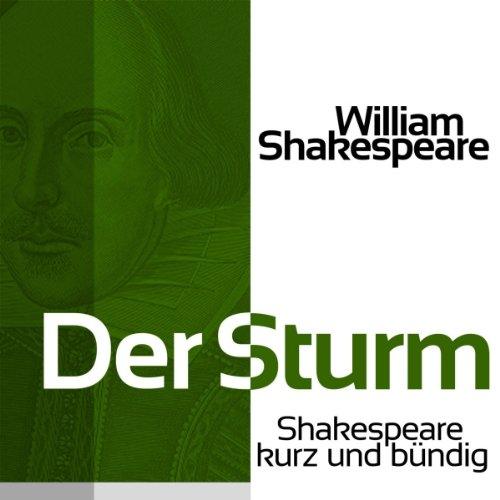 Der Sturm (Shakespeare kurz und bündig) Titelbild