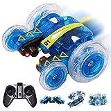 GILOBABY Ferngesteuertes Auto Spielzeug für draußen,Mini Stunt Auto,Drift Car mit 360° Rotation und 180°Flip,2.4Ghz RC Buggy Rennfahrzeug ,Weihnachts Geschenk ab 2 3 4 5 6 7 8 Jahre mädchen Jungen