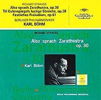 Strauss: Also Sprach Zarathustra. by Strauss (2013-10-22)