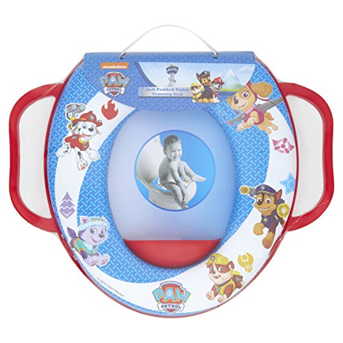 Peachy Nickelodeon Paw Patrol Soft Padded Toilet Training Seat Ncnpc Chair Design For Home Ncnpcorg