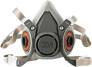 Respirador 3M Reutilizável Semifacial 6200