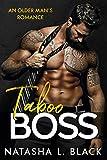 Taboo Boss: An Older Man Younger Woman Romance