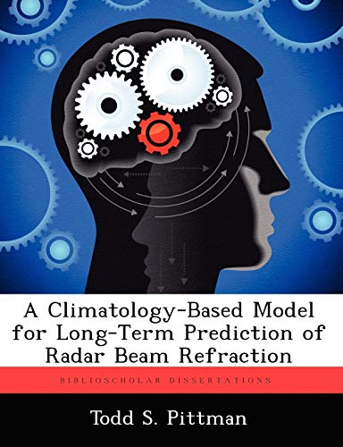 A Climatology-Based Model for Long-Term Prediction of Radar Beam Refraction