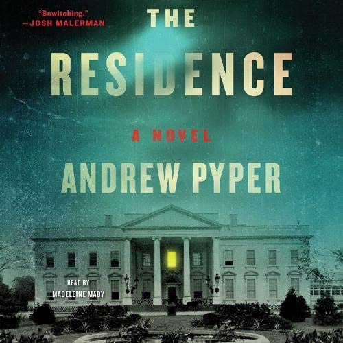 The Residence Audiobook By Andrew Pyper cover art