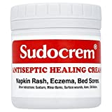 2 x Sudocrem Antiseptic Healing Cream For Napkin Rash, Eczema Or Bed Sore