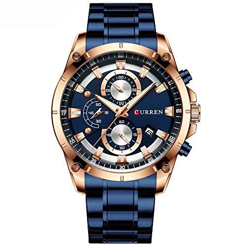 Reloj - Curren - Para  - YFX0587113818816UA