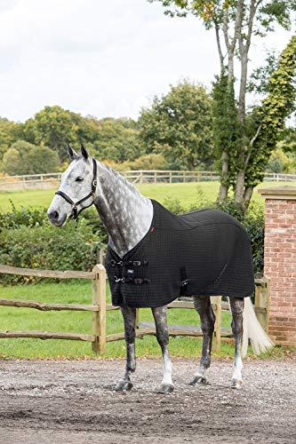 LeMieux Thermo Cool Teppich Pferd XXX-Large Schwarz