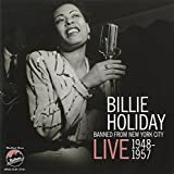 Songtexte von Billie Holiday - Banned from New York City - Live 1948-1957
