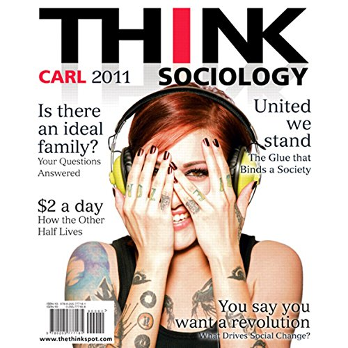 Think Sociology, 2e cover art