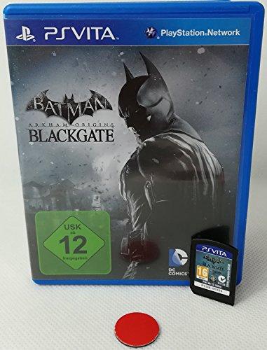 Batman Arkham Origins Blackgate| PS Vita | PlayStation | gebraucht ohne OVP