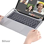 Palm Rest Cover Skin and Trackpad Protector Compatible with 2019 2018 MacBook Air 13-Inch Model A1932 with Touch Id… 18 Specially Design For 2016 2017 2018 2019 Released MacBook Pro 15 with touch bar model A1707 A1990 Prevent your new MacBook to avoid scratches by watch, buckles, jewelry and other metal objects Airflow Design, easy to uase with no bubble, renew the worn-out palm rest, It's a great way to update your worn-out palm rest with a different fresh new look