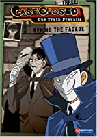 Case Closed: Behind the Facade [DVD] [Import]