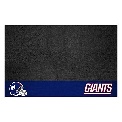 FANMATS NFL New York Giants Vinyl Grill Mat