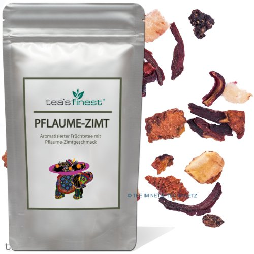 Früchtetee Pflaume-Zimt (100 Gramm)