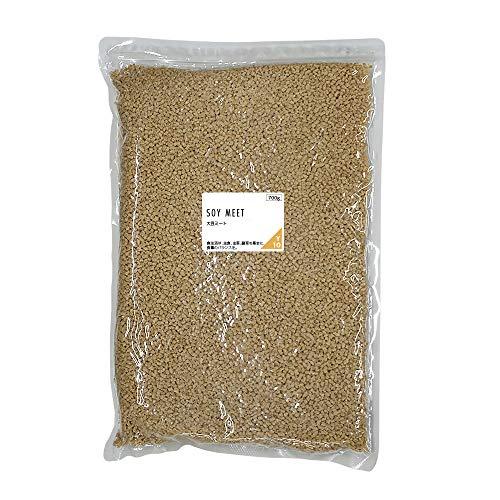 nichie 大豆ミート 低脂肪 高たんぱく ミンチタイプ 900g