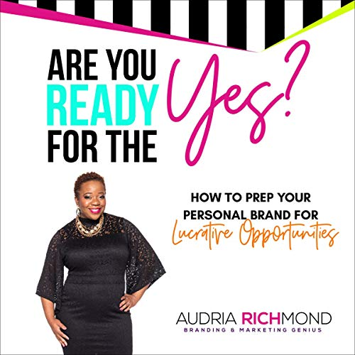 Are You Ready for the Yes? audiobook cover art