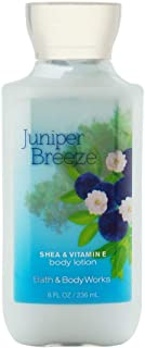 Bath & Body Works Bath & Body Works Juniper Breeze 8.0 Oz Shea & Vitamin E Body Lotion, 8 Ounce