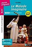 Le malade imaginaire - BAC 2021 Parcours associé Spectacle et comédie – Carrés classiques oeuvres intégrales