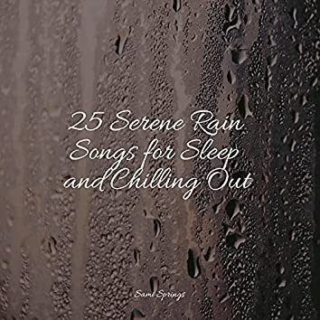 25 Serene Rain Songs for Sleep and Chilling Out