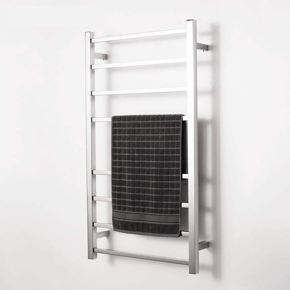Cash NEW before selling special price CGGDP 304 Stainless Steel Towel Warmer T Heated Electric Square