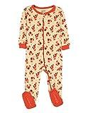 Leveret Baby Girls Footed Pajamas Sleeper...
