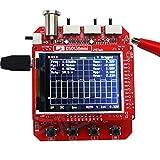 Andylies DSO138Mini Kit de Osciloscopio Digital DIY Aprendizaje de Bolsillo ActualizacióN (Producto Terminado)