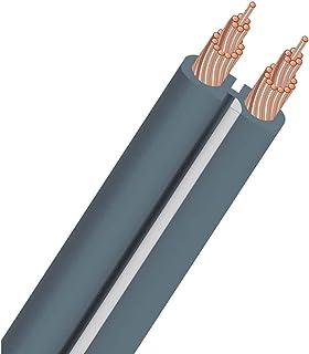 AudioQuest X2 Unterminated Gray Speaker Cable - 100 ft. (30.48m)