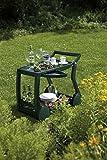BEST 18480030 Servierwagen Galileo, grün
