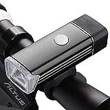 XXQ Luz Delantera De Bicicleta USB Recargable Impermeable Led Luces De Bicicleta para Ciclo, Seguridad Bicicleta Faro De Aluminio SúPer Brillante para Mountain Road Ciclismo Urbano