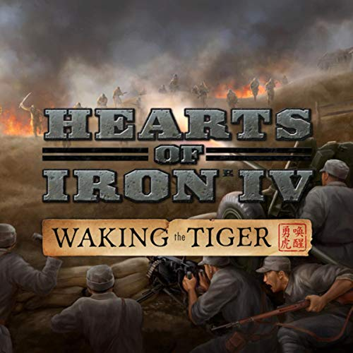 Heart Of Iron 4 Waking The Tiger