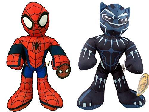 Marvel Spiderman Spider-Man Plush F…