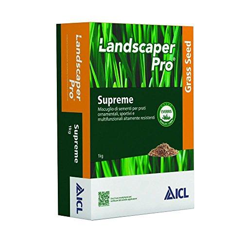 Icl Semente Landscaper PRO Supreme 1 kg Garten und Außen Mehrfarbig