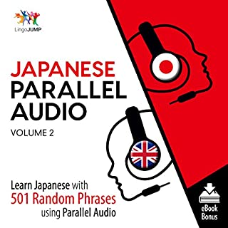 Japanese Parallel Audio - Volume 2 cover art