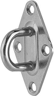4 Types Diamond Pad Eye 304 Grade Stainless Steel Heavy Duty Pad Eye Boat/Yacht Accessory
