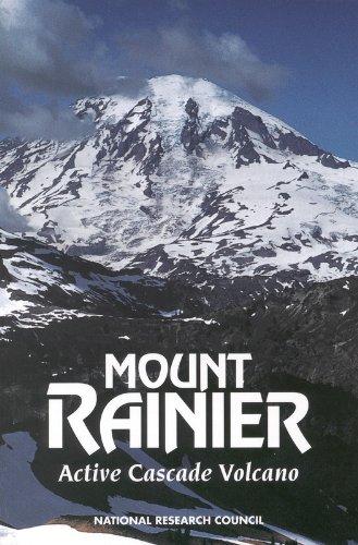 Mount Rainier: Active Cascade Volcano