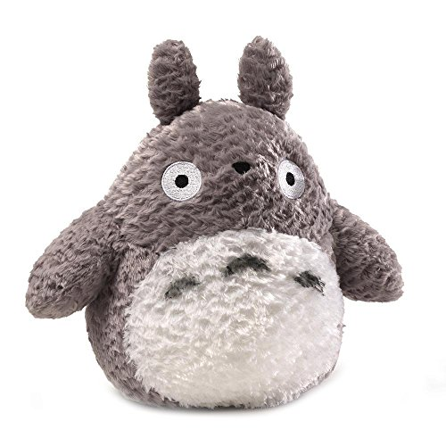 GUND Fluffy Totoro Stuffed Animal Plush in Gray, 9'