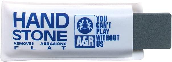 A&R Sports Flat Fine Grit Hand Stone