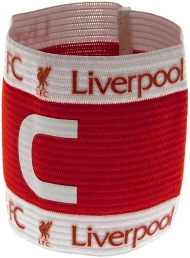 Liverpool Kids LI04238 Captains - Brazalete para niños, Multicolor: Amazon.es: Deportes y aire libre