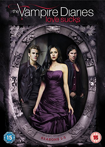 The Vampire Diaries - Staffel 1-5 [DVD] [UK Import]