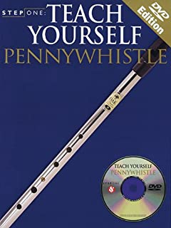 Step One: Teach Yourself Pennywhistle - DVD Edition