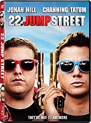 22 Jump Street Jonah Hill and Channing Tatum Blu ray
