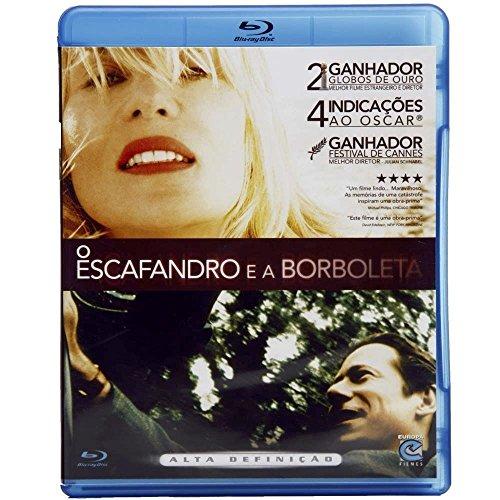 O Escafandro e a Borboleta - ( Le Scaphandre et le papillon ) [ Blu-Ray ]