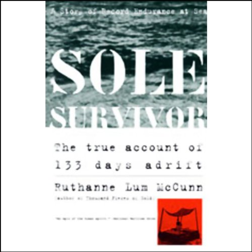 Sole Survivor audiobook cover art